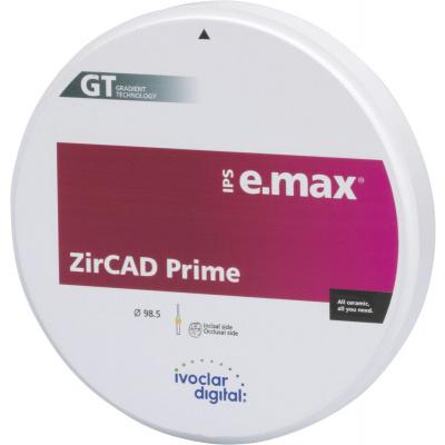 E.max ZirCAD Prime B1 98,5-20