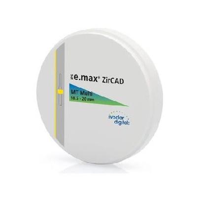 E.max ZirCAD MT Multi B1 98,5-20mm/1