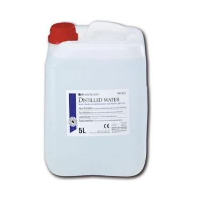HS-Destilovaná voda 4x5l