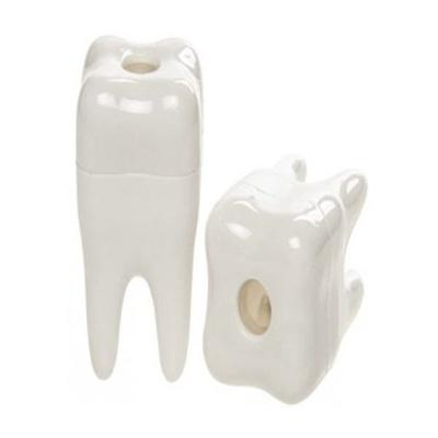 HRAČKY Ořezávátko ve tvaru zubu, 80ks