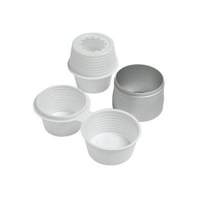 HS-Jednorázové odpadkové kádinky, kádinka umělá, 50 ks