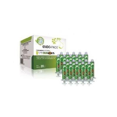 Endo-Pack Chloraxid 2% stříkačky 5 ml 20ks