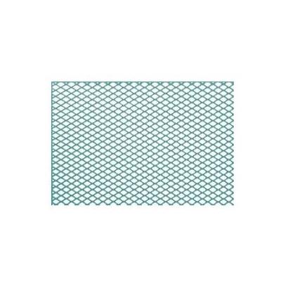 Geo Wax retenční mřížka, tyrkysová, 70x70mm, 20ks