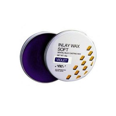 GC Inlay Wax SOFT, Violet, 40g