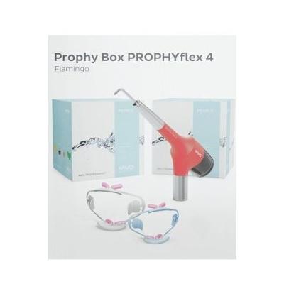 PROPHY Box PROPHYflex 4 Flamingo