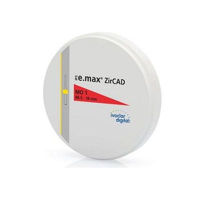 E.max ZirCAD MO 1 98.5-18mm/1