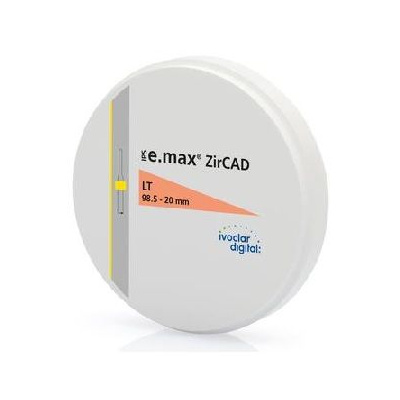 E.max ZirCAD  LT A2 98,5-20