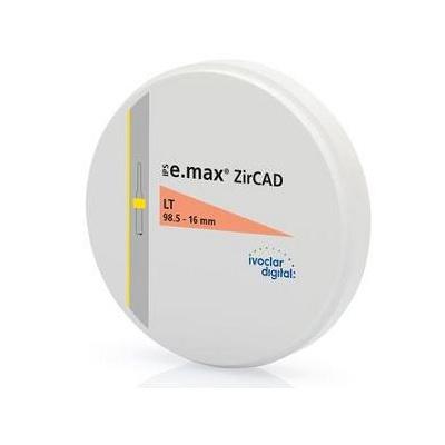 E.max ZirCAD  LT A2 98,5-16