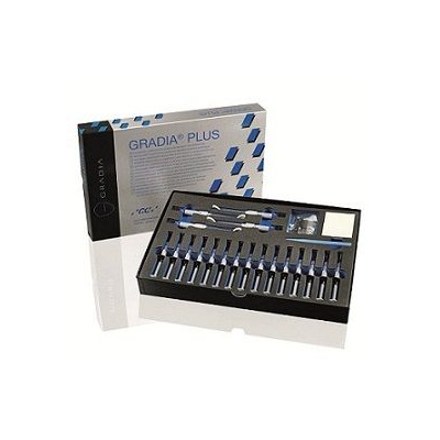 GC GRADIA Plus Layer Set