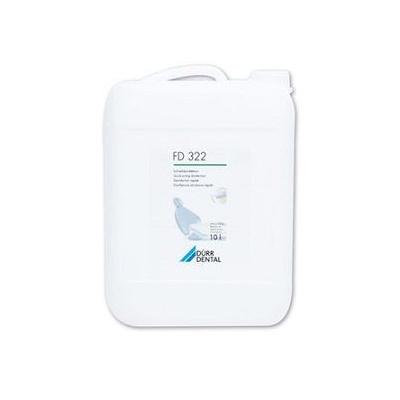 FD 322 rychlá povrchová dezinfekce, kanistr 10l