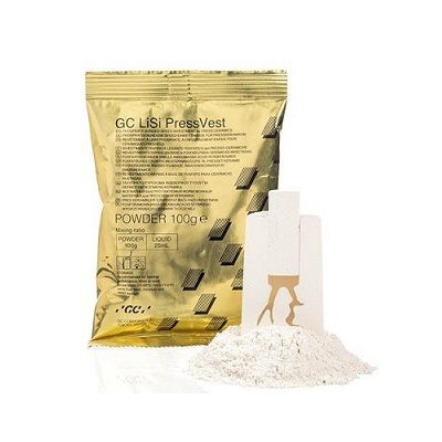 GC Initial LiSi PressVest Powder 60 x 100g