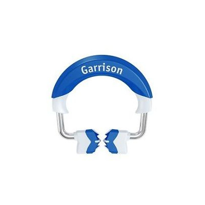 Garrison Composi-Tight 3D Fusion, kroužek modrý,krátký, 2ks