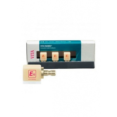 VITA ENAMIC for CEREC/inLab, EM-10, 2M2 HT, 5ks