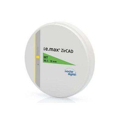 E.max ZirCAD MT 98,5