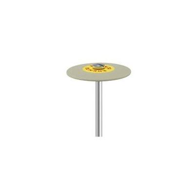 LEŠTÍCÍ GUMA Stargloss R1540, šedá, jemná, disk 1ks