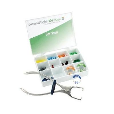 Garrison Composi-tigh 3D Fusion matrice Sortiment set + 1ks FX400 extra