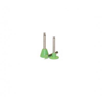Leštící nástroj Jiffy kalíšek hrubý 20 ks -zelený