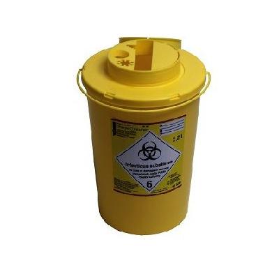 HS-Kontejner namedicínský odpad, 2,2 l