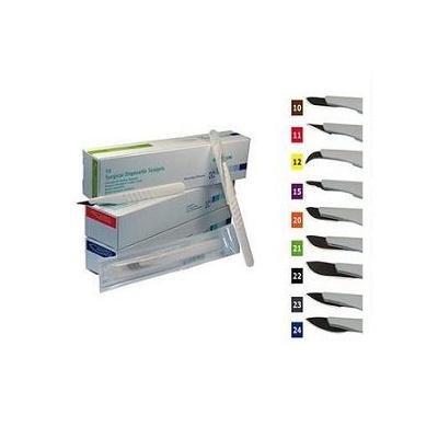 Cutfix jednorázové skalpely, sterilní 10ks /Aesculap/