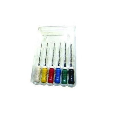 K-FEILEN ISO 10, vel. 21mm, lila, ruční, 6ks