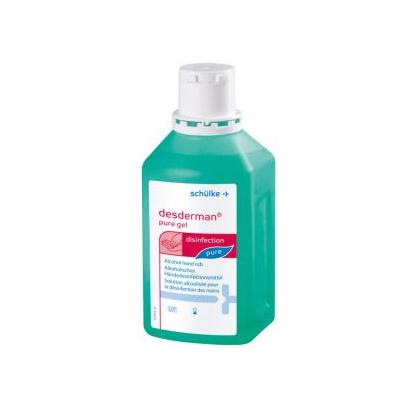 DESDERMAN Pure gel, láhev 100ml