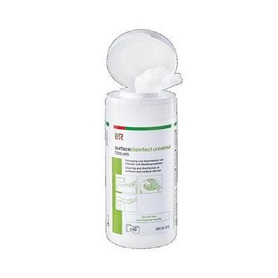 LR dezinfekční ubrousky univerzální, balení 100ks