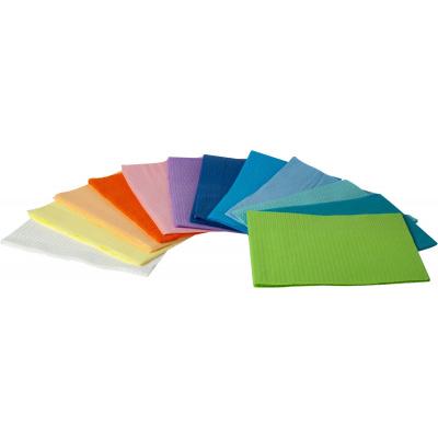 HS-Dri-Gard papírové ubrousky Aqua-modrozelená, 500ks
