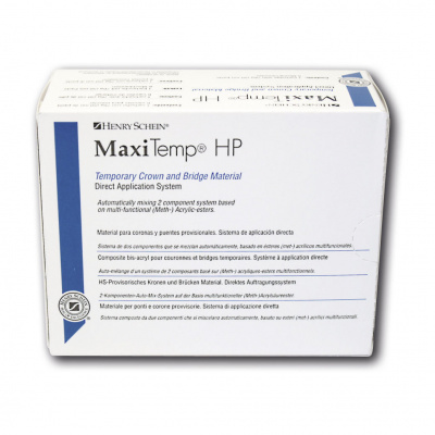 HS-MaxiTemp HP, A2, dvojkartuše 2x50ml