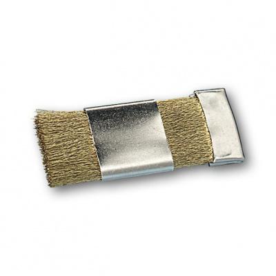 HS-kartáč posuvný nanástroje, mosaz 70 x 28 mm, 1 ks