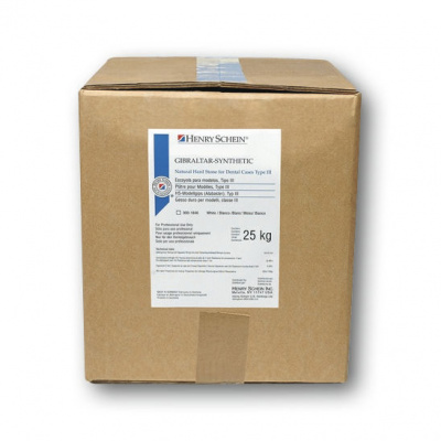 HS-sádra Gibraltar přírodní, modrá, 25 kg