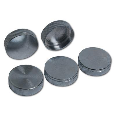 HS-Magnet-Split-systém, víčka destičky, 25 mm, 100 ks