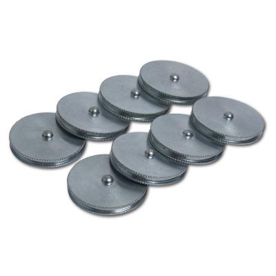 HS-Magnet-Split-systém, přilnavé destičky, 100 ks
