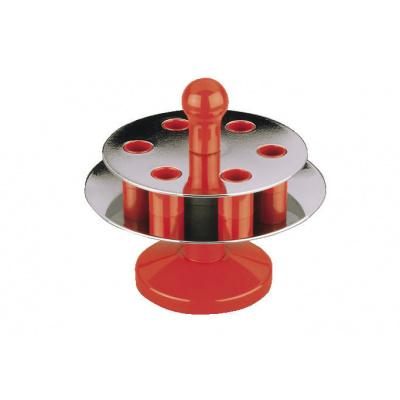 HS-Stojánek magnetický navrtáčky S, červený 1ks