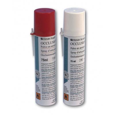 HS-okluzní sprej, červený, dóza 75 ml