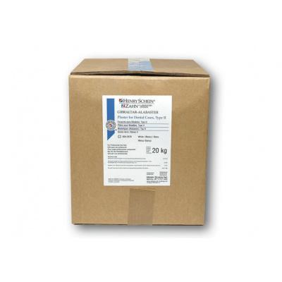 HS-sádra Gibraltar alabastrová bílá, 20 kg