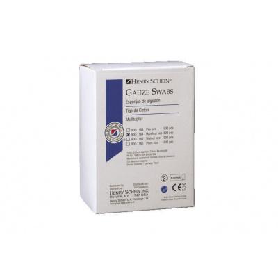 HS-TAMPONKY mulové sterilní, bluma, 3,5x4,5cm, 300ks