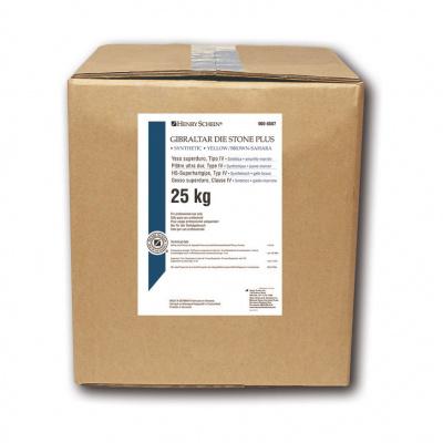 HS-sádra Gibraltar Plus,supertvr.synt. žlutohněd. 25kg
