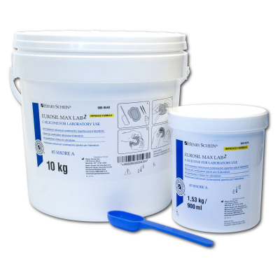 HS-Eurosil Max Lab 2 Putty, 10 kg