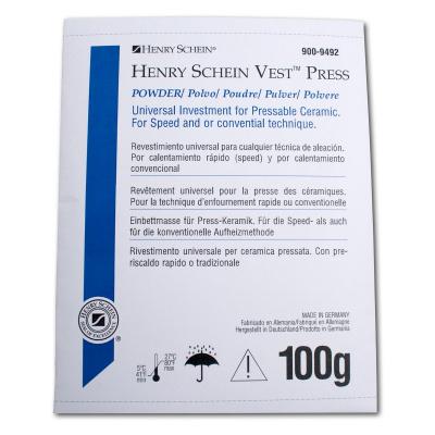 HS-VEST PRESS zatmelovací hmota 10 kg /100x100g/  EXPIRACE 28/02/2022