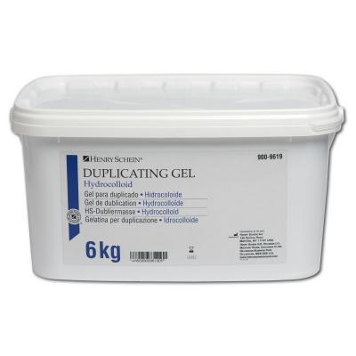 HS-dublovací gel, zelený 6 kg