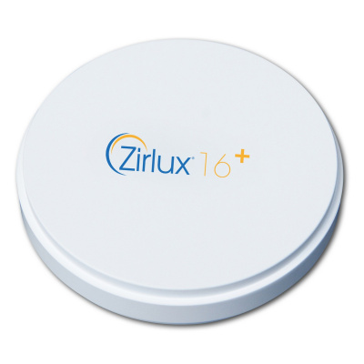 Zirlux 16+ D98,5x10 barva D2