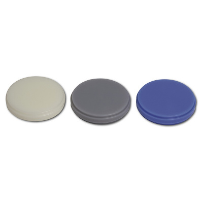 ZIRLUX WAX vel. 98,5x14 mm, grey, 1ks