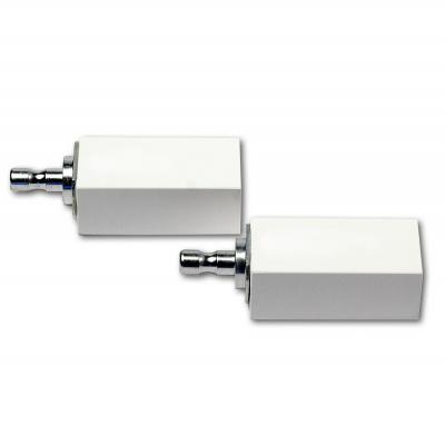 Zirlux 16+ white 65x25x22, 4ks
