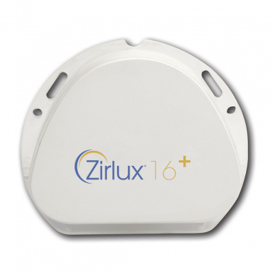 Zirlux 16+ 89x71x12 A1 disk Amann Girrbach