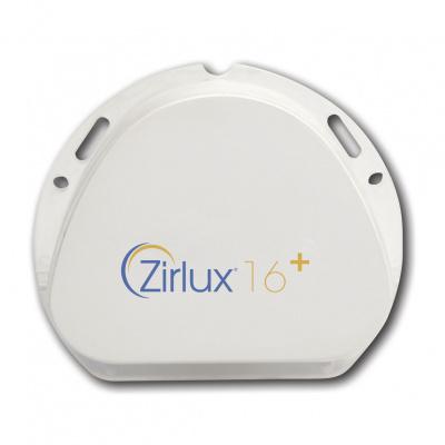 Zirlux 16+ white Amann Girrbach 20mm