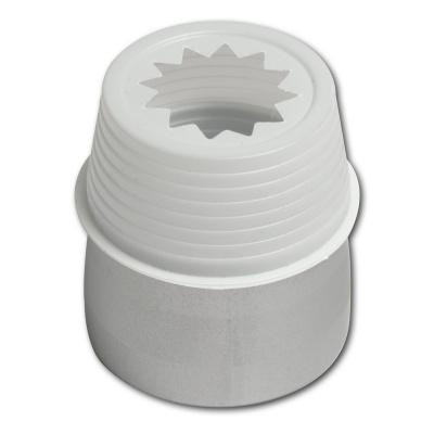 HS-Jednorázová odpadková kádinka, hliníková, 1ks