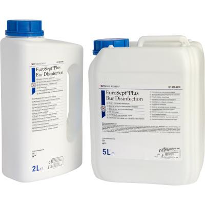 HS-EuroSept Plus Bur Dezinfekce, láhev 2l  (vrtáčky)