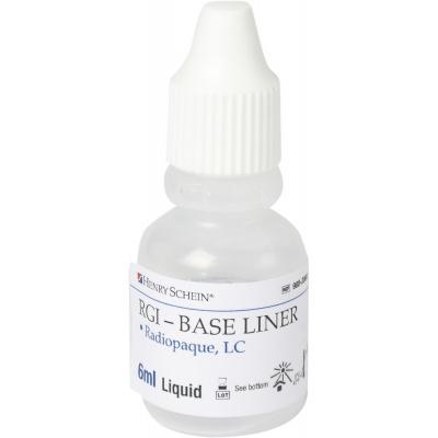 HS-Glasionomer Base-Liner, tekutina 6 ml