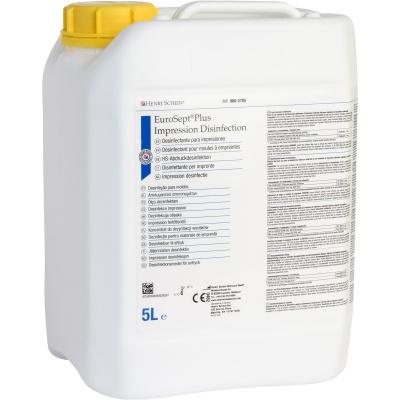 HS-EuroSept Plus Impression Dezinfekce, 5l  (otisky)