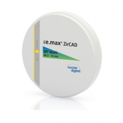 E.max ZirCAD MT Multi  C1 98,5-16/1